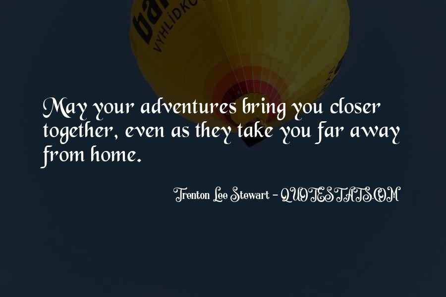 Quotes About Far Away Friendship #400855