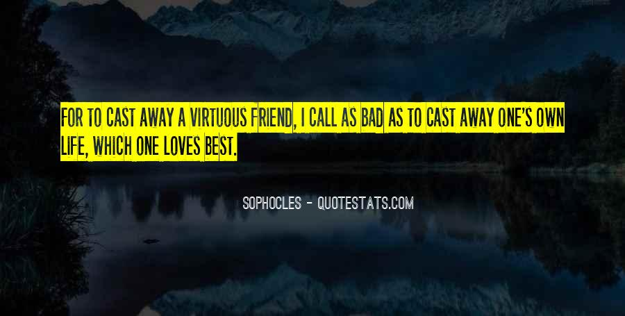 Quotes About Far Away Friendship #455630
