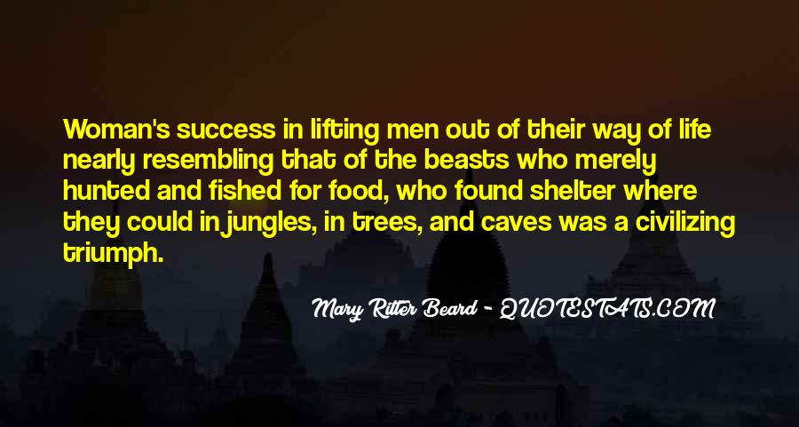 Quotes About Hunting And Life #281100