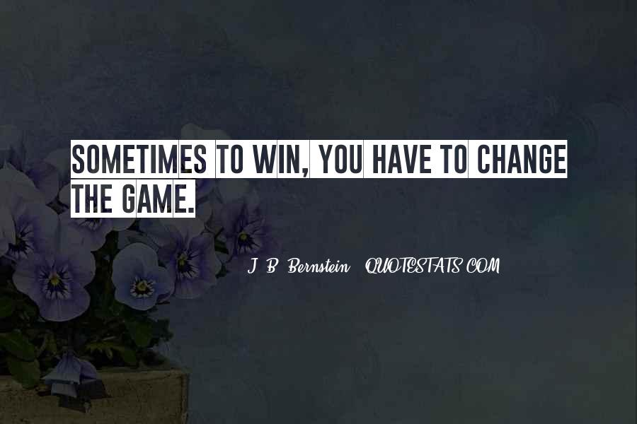 Quotes About Games #11238
