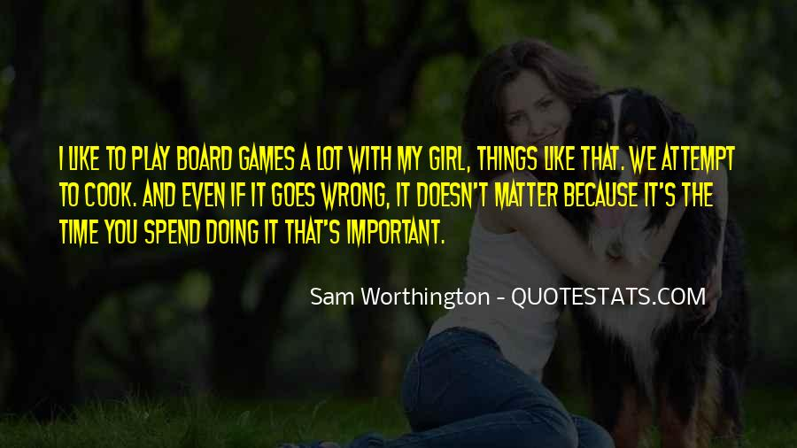 Quotes About Games #15221