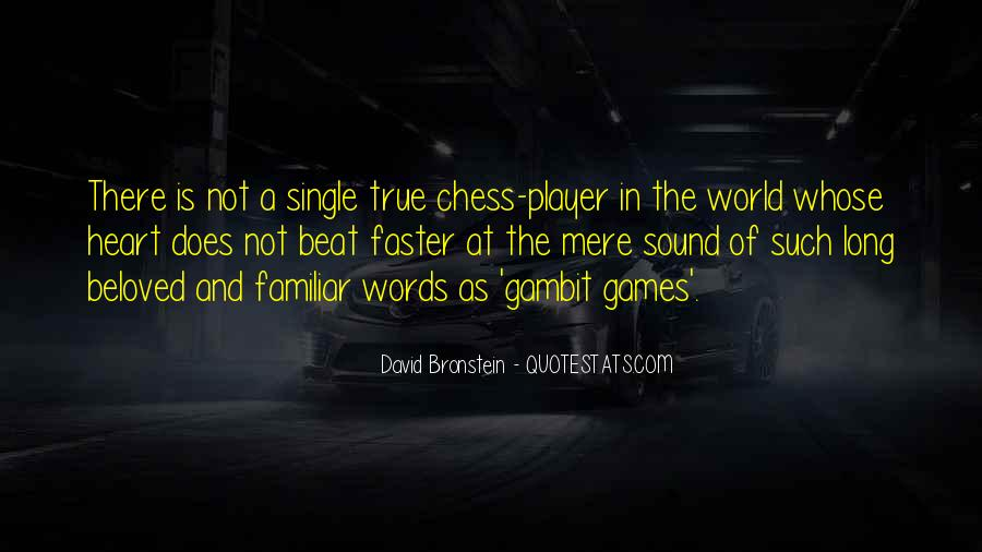 Quotes About Games #17515