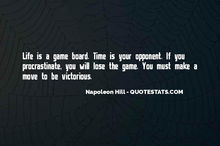 Quotes About Games #23988