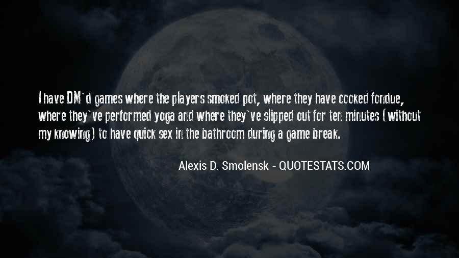 Quotes About Games #3488