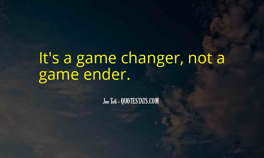 Quotes About Games #429