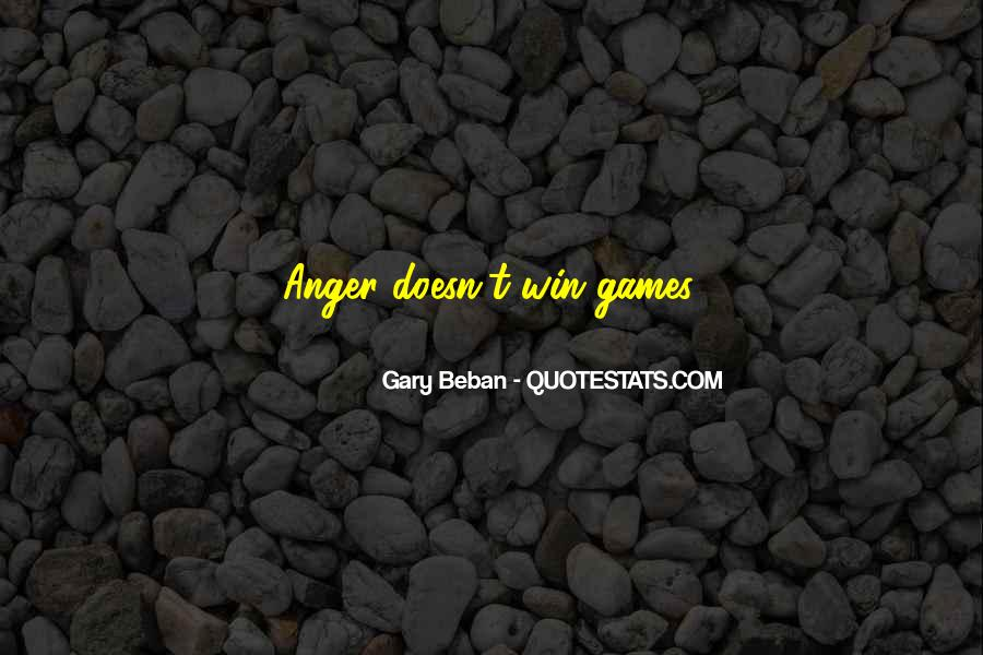 Quotes About Games #4655