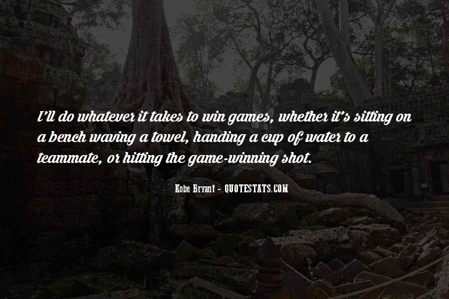 Quotes About Games #6852
