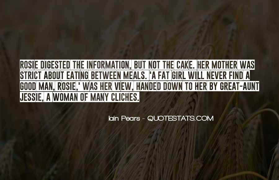 Quotes About Eating Cake #1326496