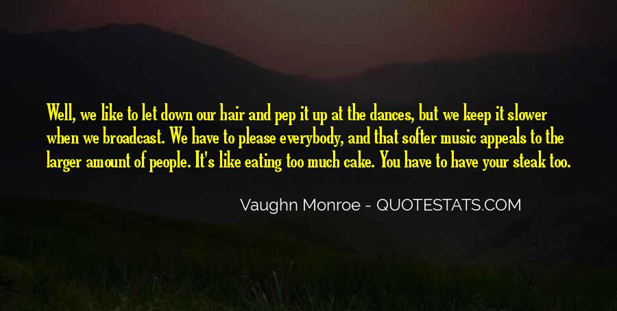 Quotes About Eating Cake #1825937
