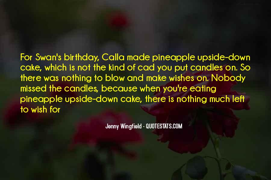 Quotes About Eating Cake #325773