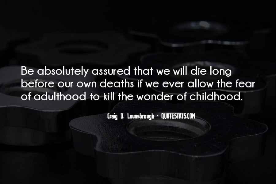 Quotes About The Mystery Of Death #1031212