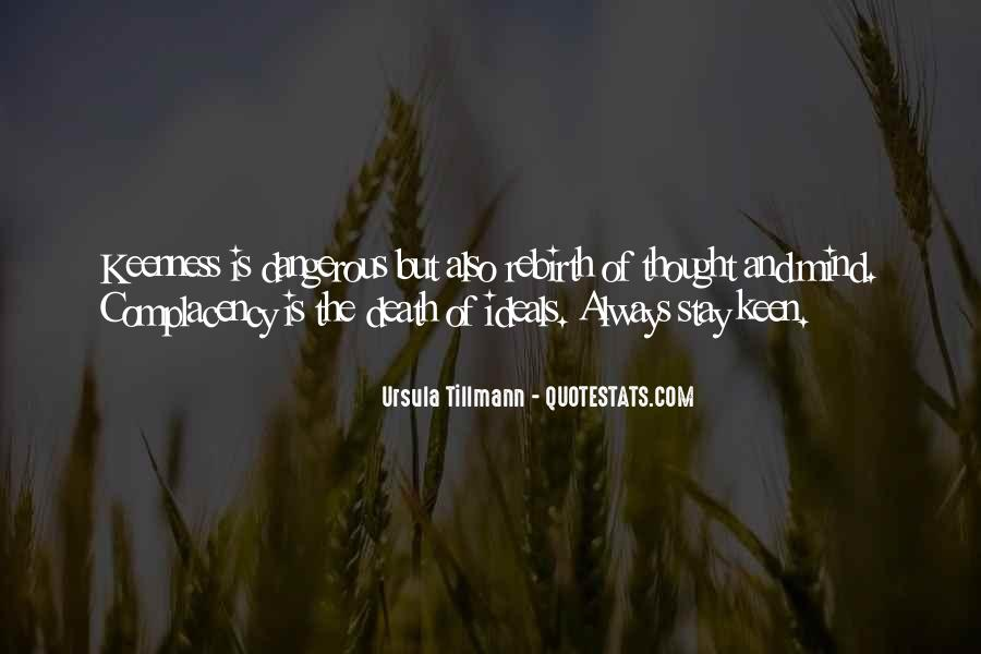 Quotes About The Mystery Of Death #1423398