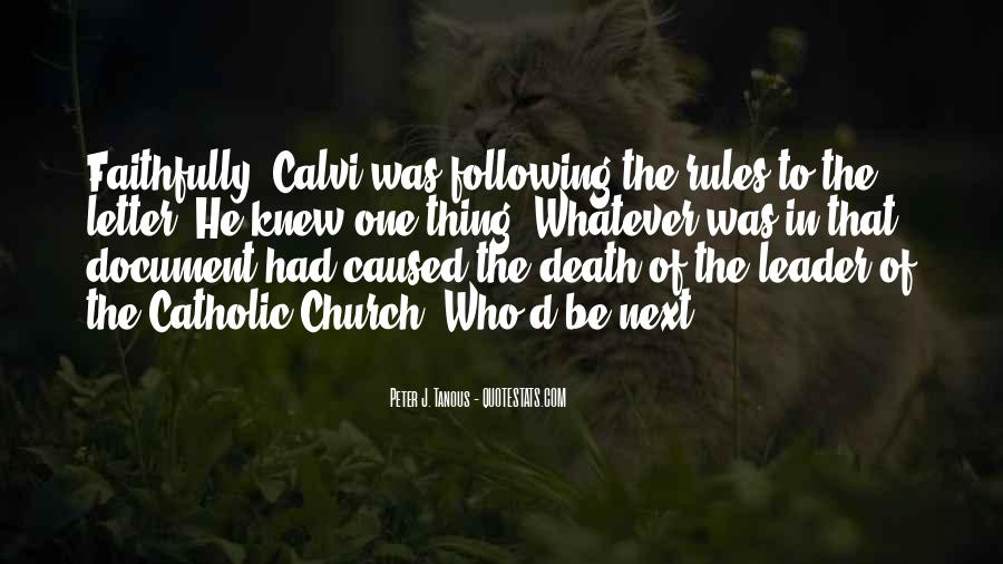 Quotes About The Mystery Of Death #1511656