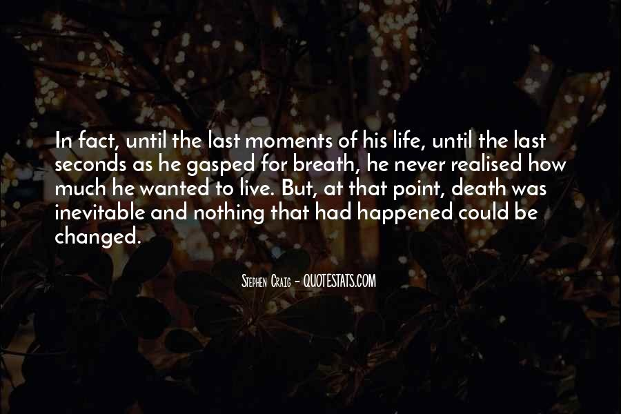 Quotes About The Mystery Of Death #166134
