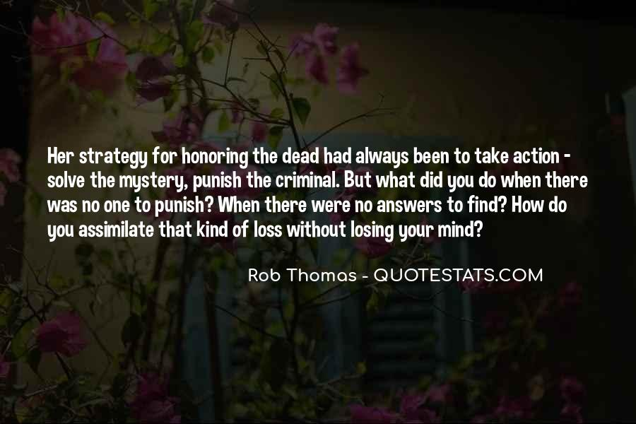 Quotes About The Mystery Of Death #1832872