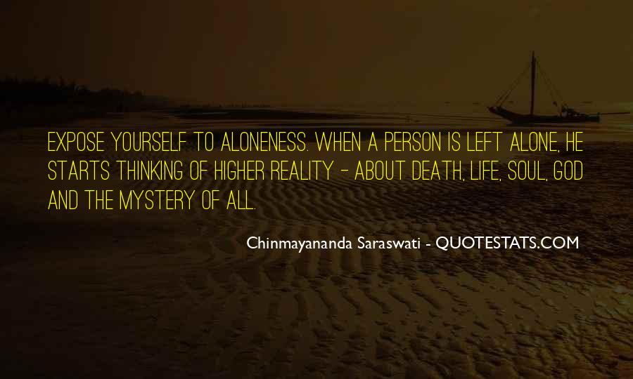 Quotes About The Mystery Of Death #463983