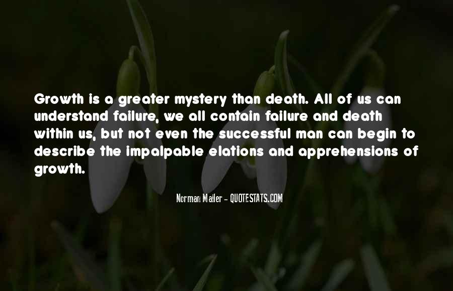 Quotes About The Mystery Of Death #581940