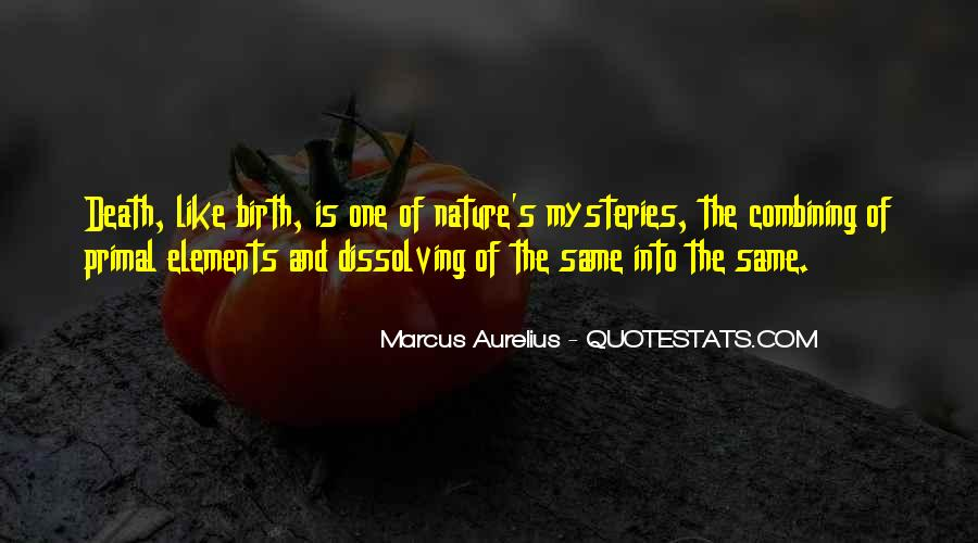 Quotes About The Mystery Of Death #641125