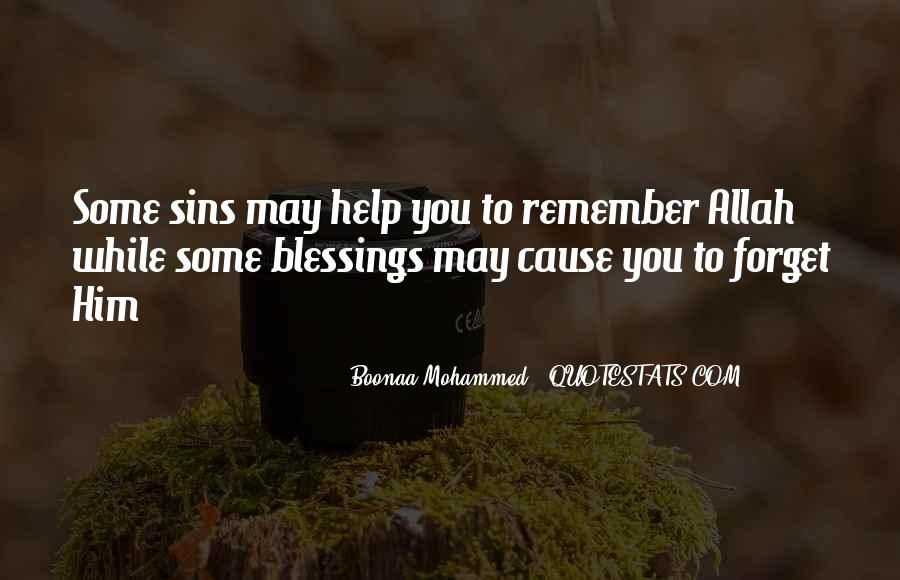 Quotes About Allah's Help #1270605