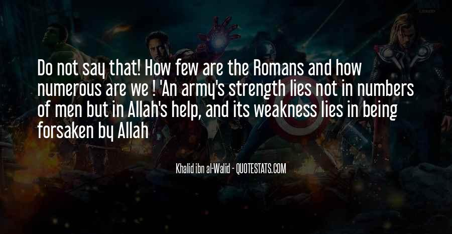 Quotes About Allah's Help #417545