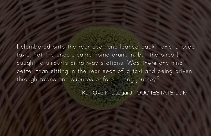 Quotes About Railway Stations #1255122
