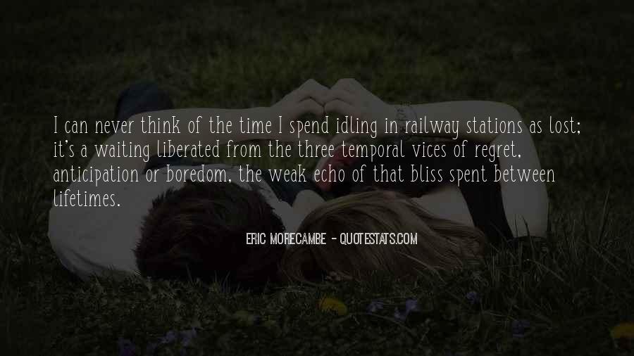 Quotes About Railway Stations #1273904