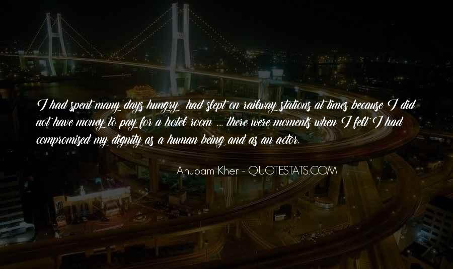Quotes About Railway Stations #1799214