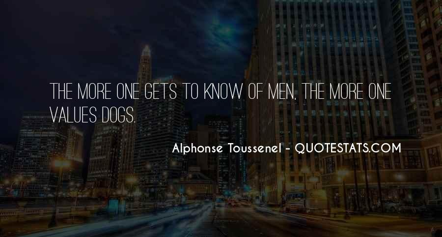 Quotes About Canine #1071996