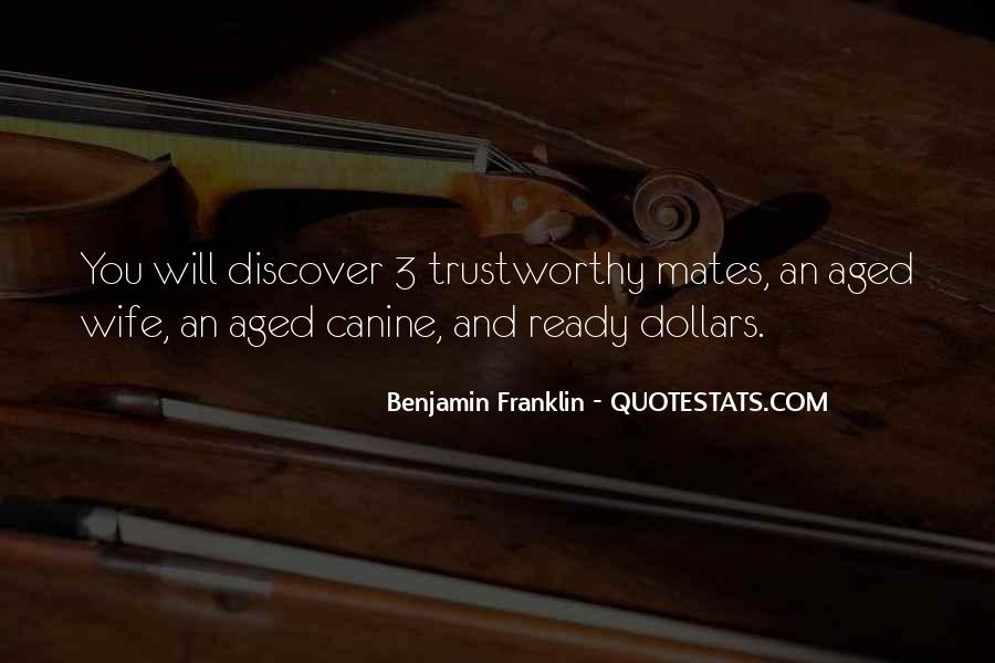 Quotes About Canine #1148736