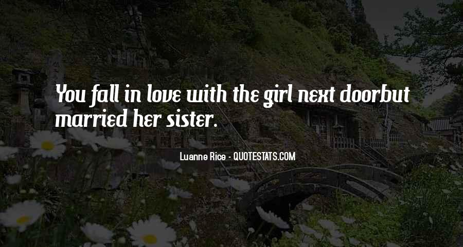 Quotes About Married Sister #684608