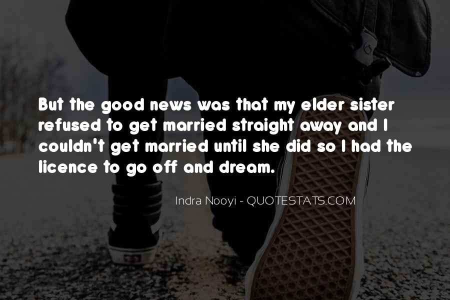 Quotes About Married Sister #784186
