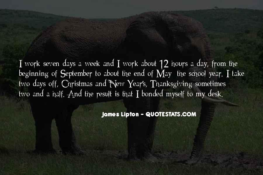 Quotes About New Years Day #1282063
