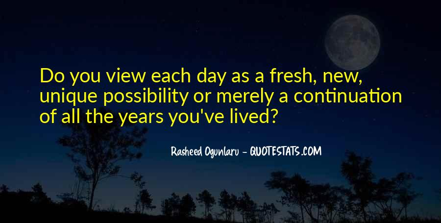 Quotes About New Years Day #1285500