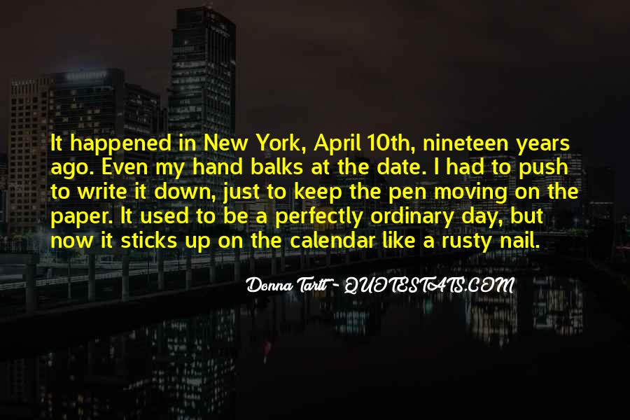 Quotes About New Years Day #1716324