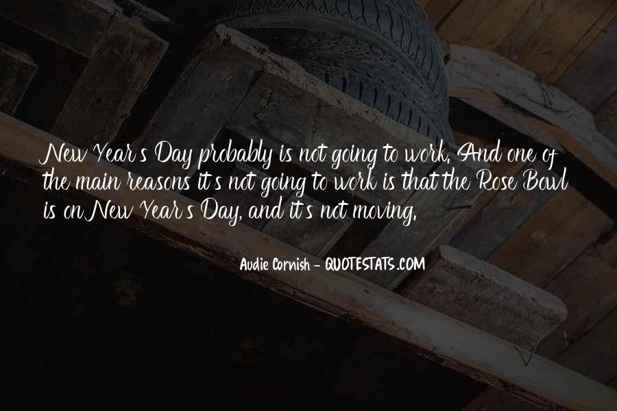 Quotes About New Years Day #1729225