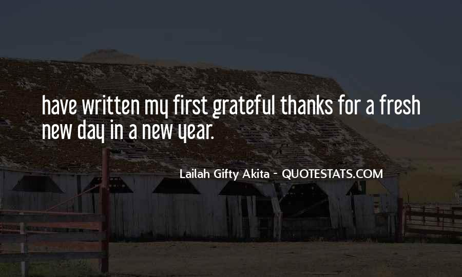 Quotes About New Years Day #1731575