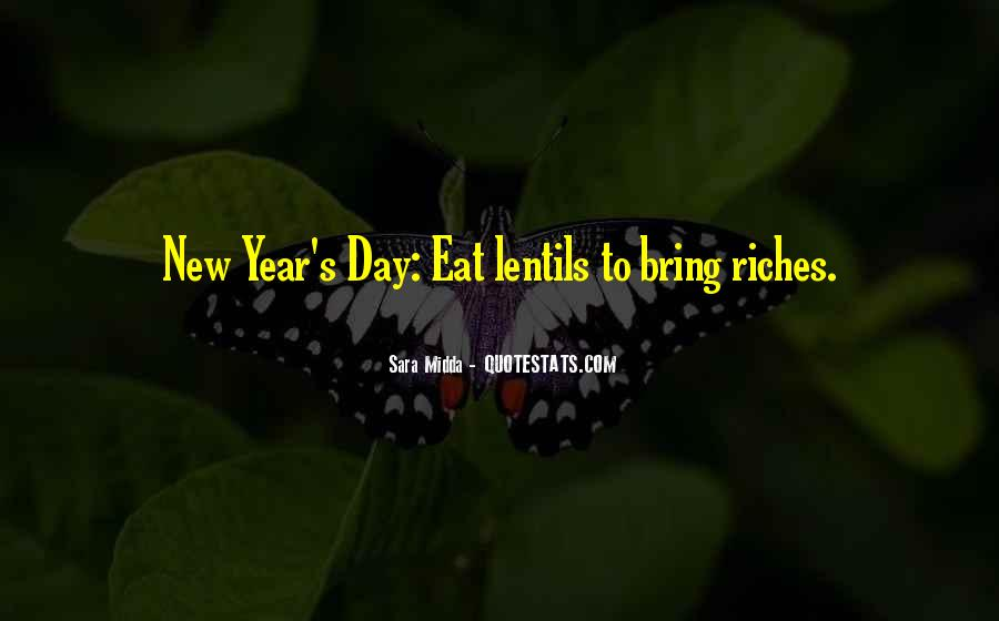 Quotes About New Years Day #183194