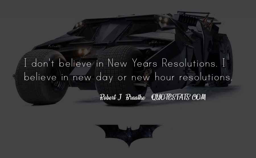 Quotes About New Years Day #231523