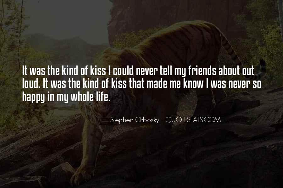 Quotes About Tell Me Who Your Friends Are #134587