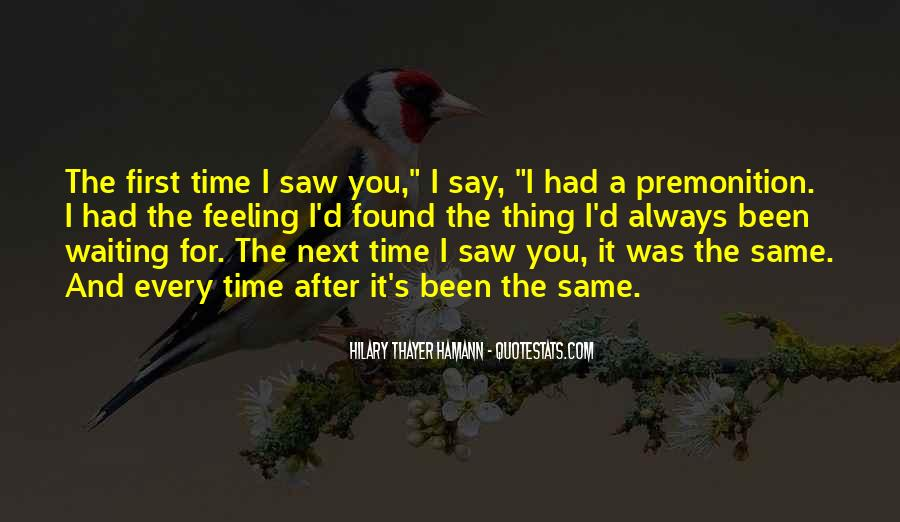 Quotes About Waiting For Someone To Say I Love You #972216