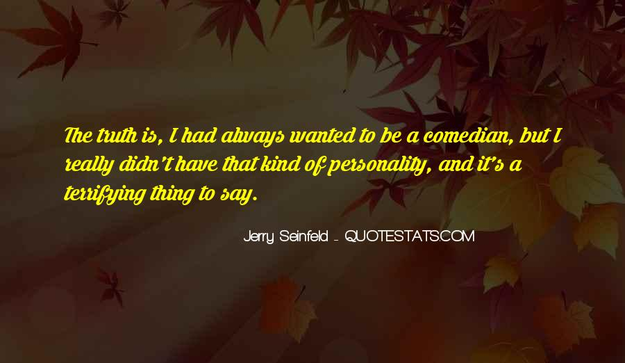Quotes About Being One Year Older #1689847