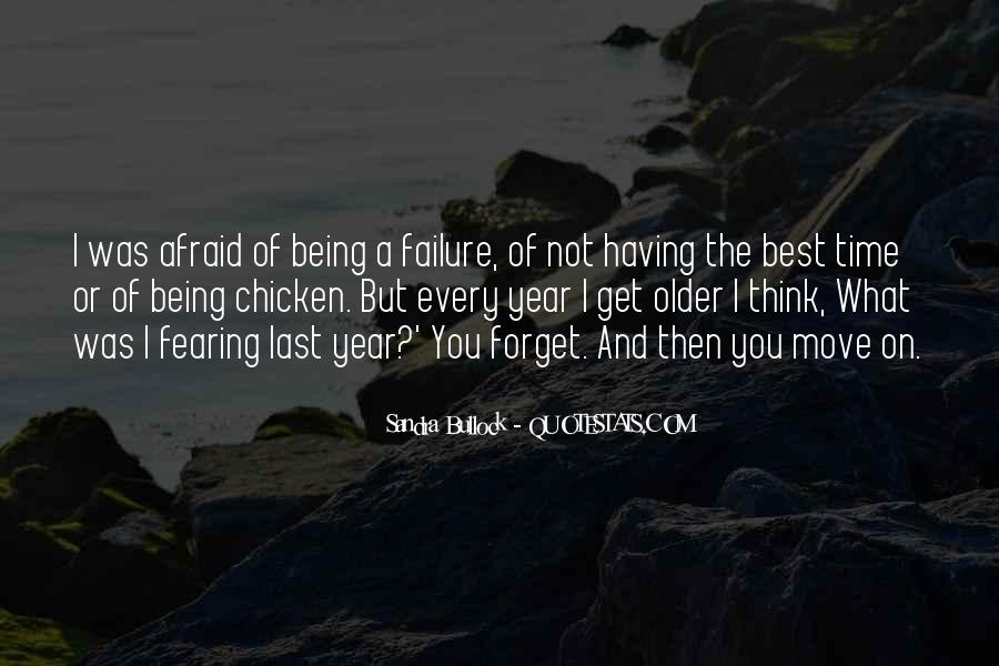 Quotes About Being One Year Older #22906