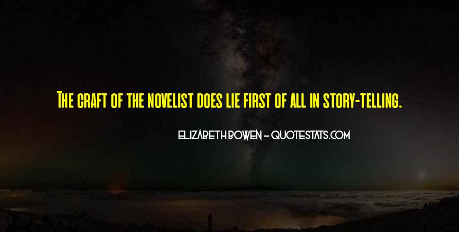 Quotes About Not Telling A Lie #465534