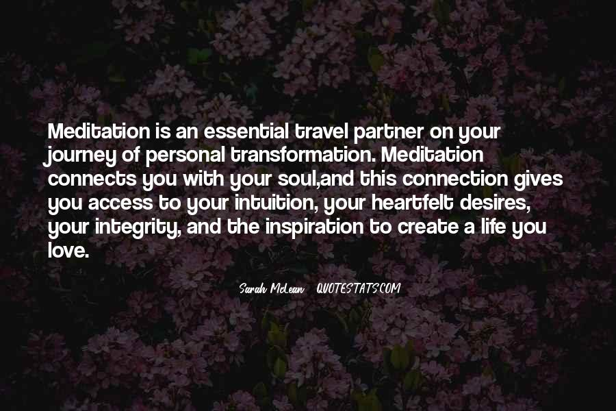 Quotes About Inspiration To Your Love #390614