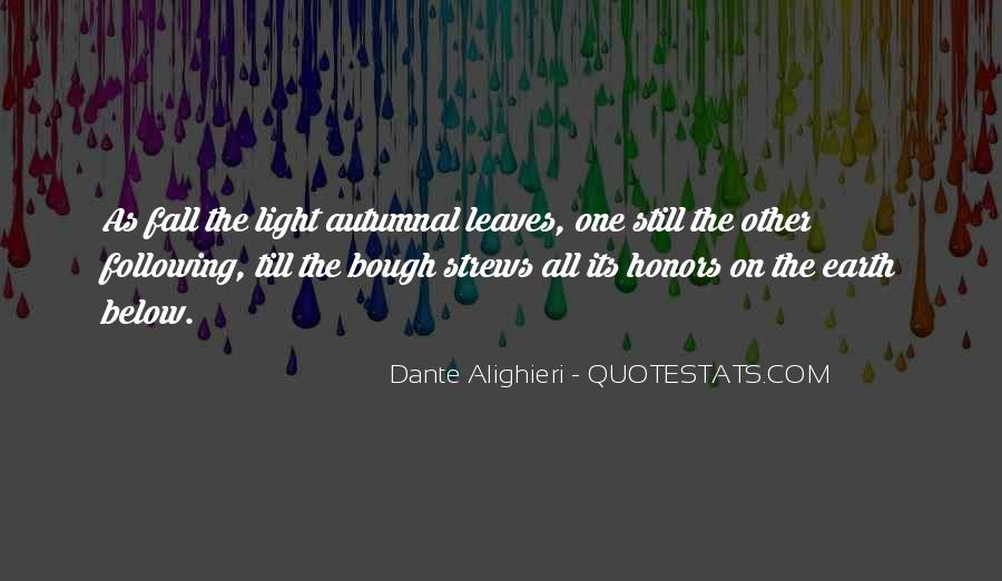 Quotes About Fall Leaves #110401