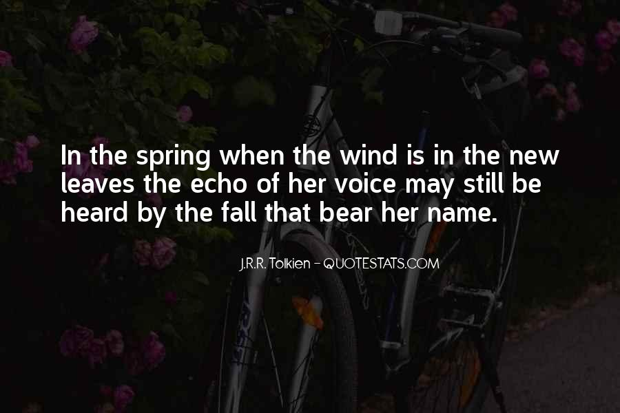 Quotes About Fall Leaves #183749