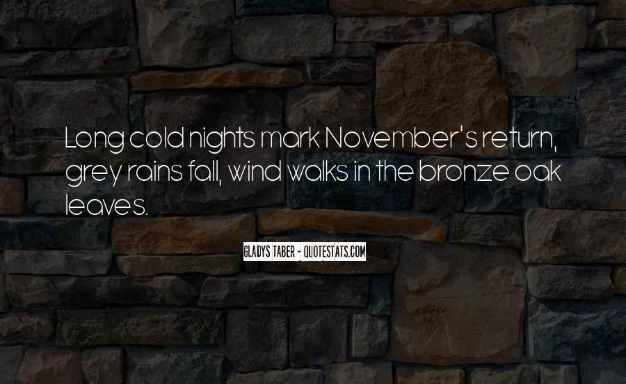 Quotes About Fall Leaves #285843