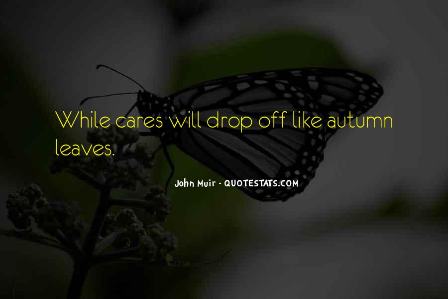Quotes About Fall Leaves #299558