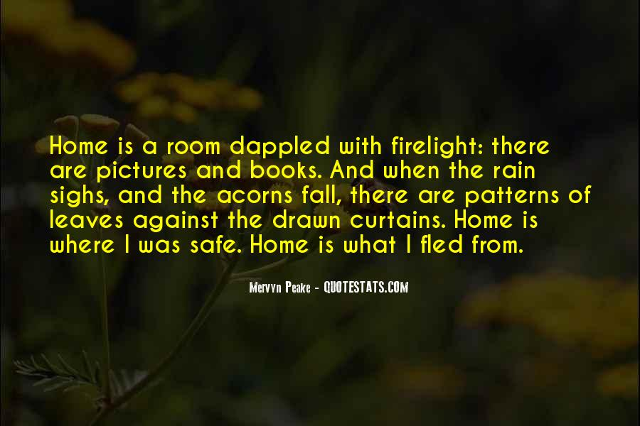 Quotes About Fall Leaves #354296