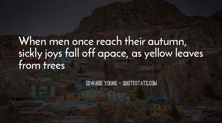 Quotes About Fall Leaves #416925